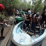 Troops unearth illegal oil refineries, free hostages