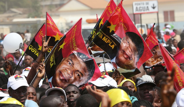 EXCLUSIVE: Interests conflicted in Angola's selective graft war
