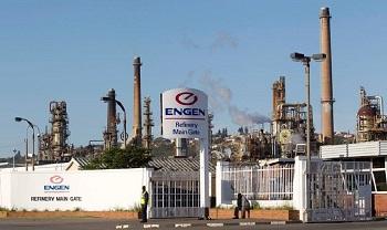 Engen extends Botswana footmark